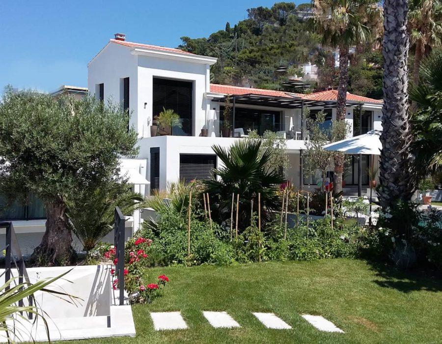 Villa S contemporaine
