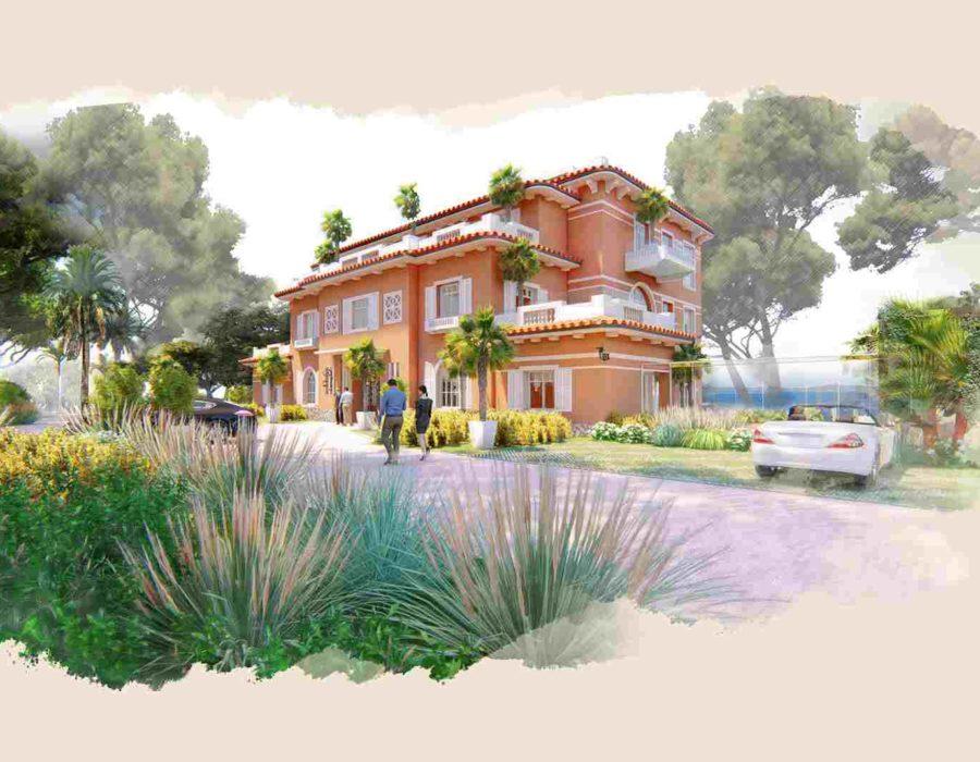 La Villa Bettyzou (Hôtel 5 étoiles)